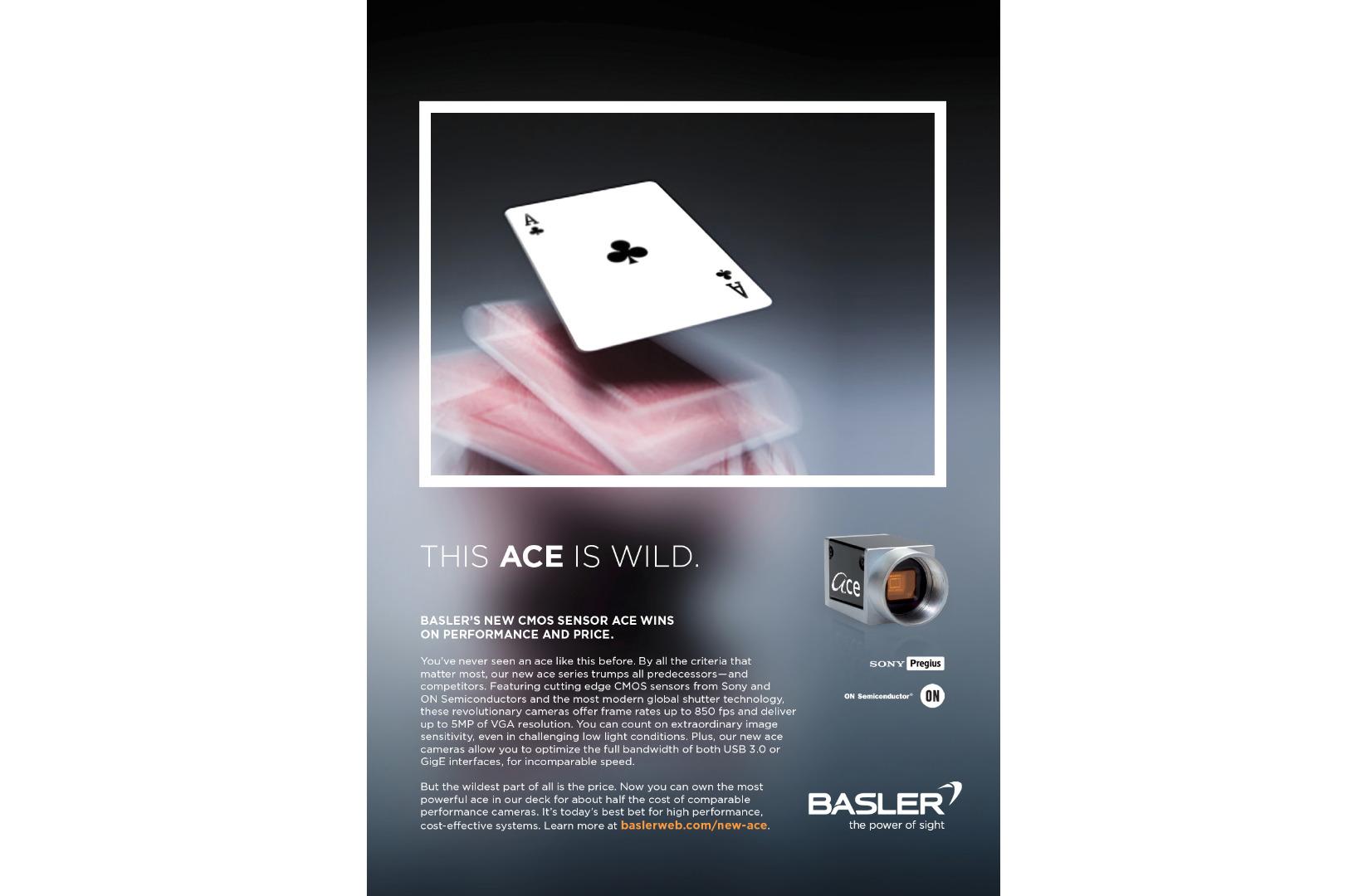 The Ace is Wild